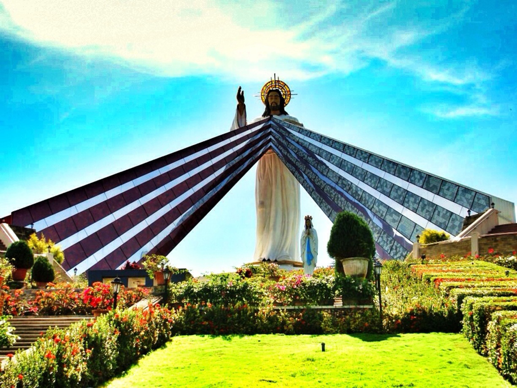 divine mercy shrine of el salvador city