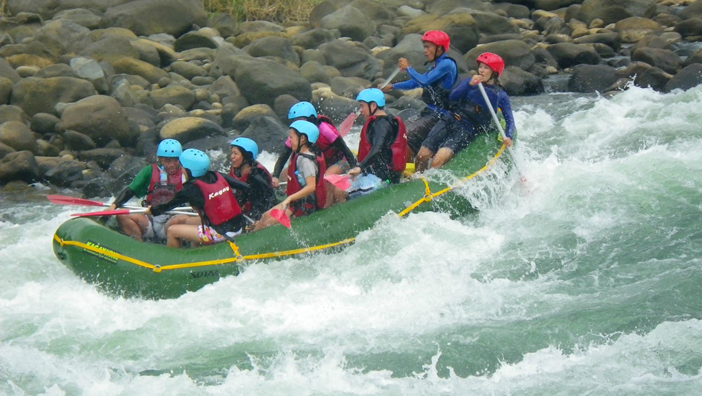 White Water Rafting of CDO