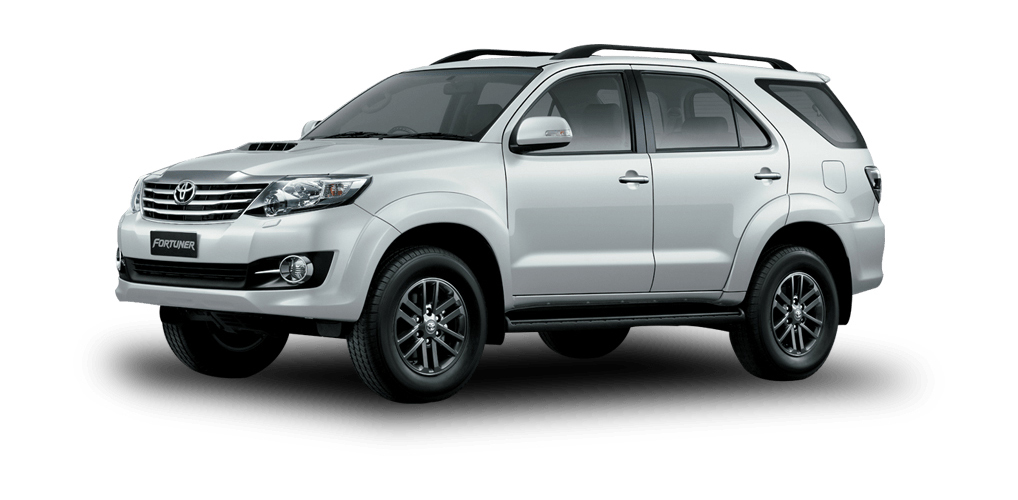Toyota Fortuner SUV for Rent CDO