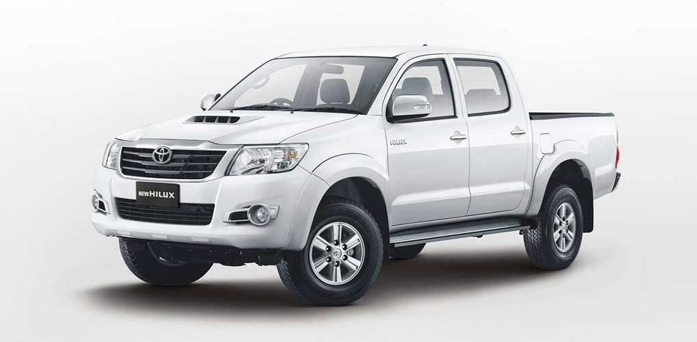 toyota hilux pickup for rent cdo