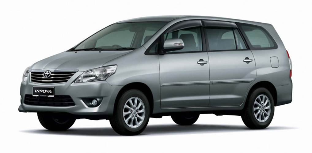 Toyota Innova for Rent CDO
